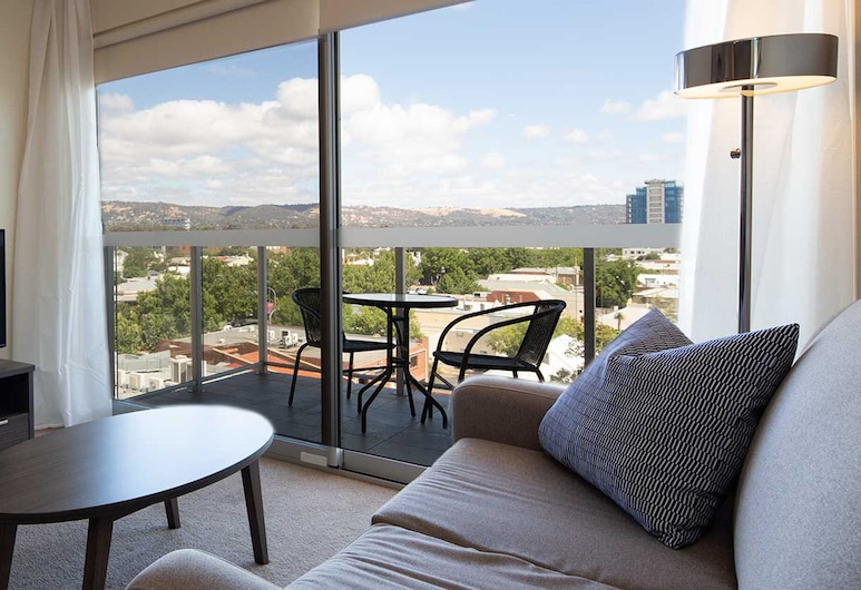 Hume Serviced Apartments, Adelaide, Superior-Zimmer, 1 Schlafzimmer, Zimmer