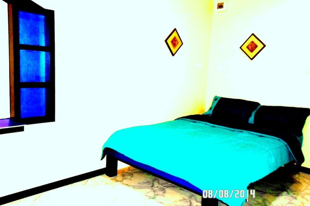 Standard Double Room (Fan) - Living Area