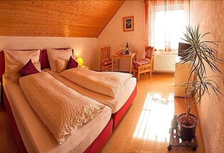 Landgasthof Weberhans, Harburg (Schwaben), Habitación doble Confort, Habitación
