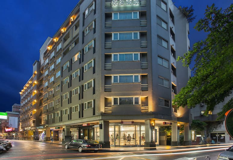 Le Parker, Taichung, Property Grounds