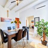 Külaliskorter, 3 magamistoaga (Triq il Punent, Valletta) - Einetamisala toas