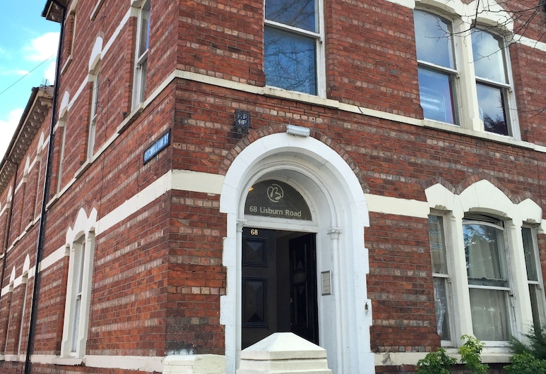 Paddy's Palace Belfast Hostel, Belfast