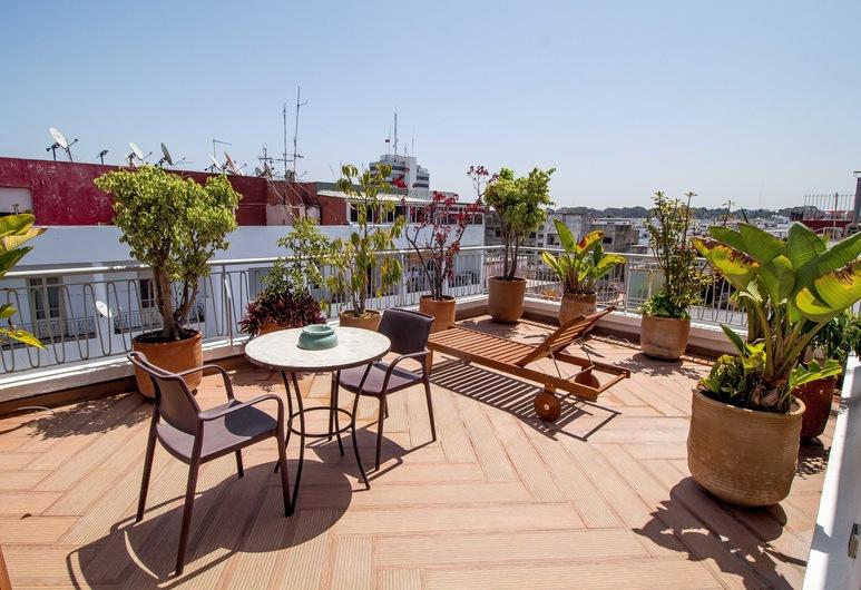 Le Pietri Urban Hotel, Rabat, Superior Suite, Terrace, Terrace/Patio