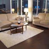 Mieszkanie typu Business, 1 sypialnia - Powierzchnia mieszkalna