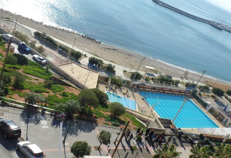 卡弗多羅酒店, 比雷埃夫斯, 標準三人房, 海景, 客房景觀