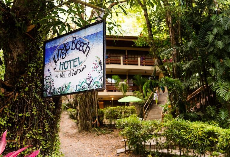 Jungle Beach Hotel Manuel Antonio, Manuel Antonio, Hotel Front