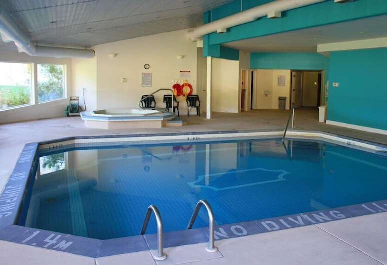 Clearwater Lodge, Clearwater, Piscina Interior