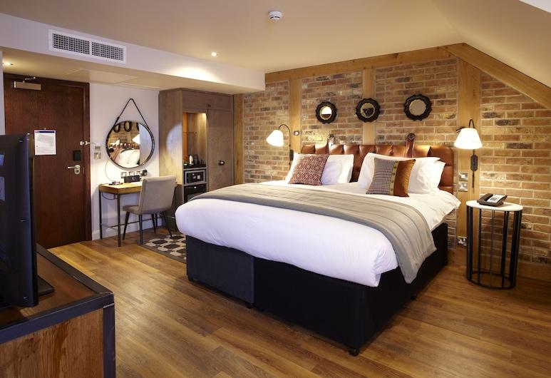 Hotel Indigo York, York, Premium Room, 1 King Bed, Non Smoking, Guest Room