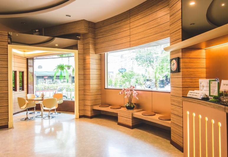 ニュー スアンマリ ホテル, バンコク, ロビー