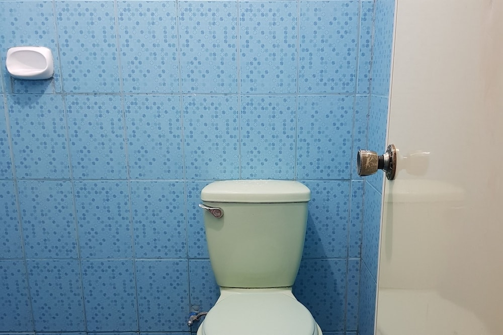 Quad Sharing Room - Cuarto de baño