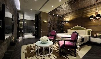 台中台中雲平精品旅館的相片