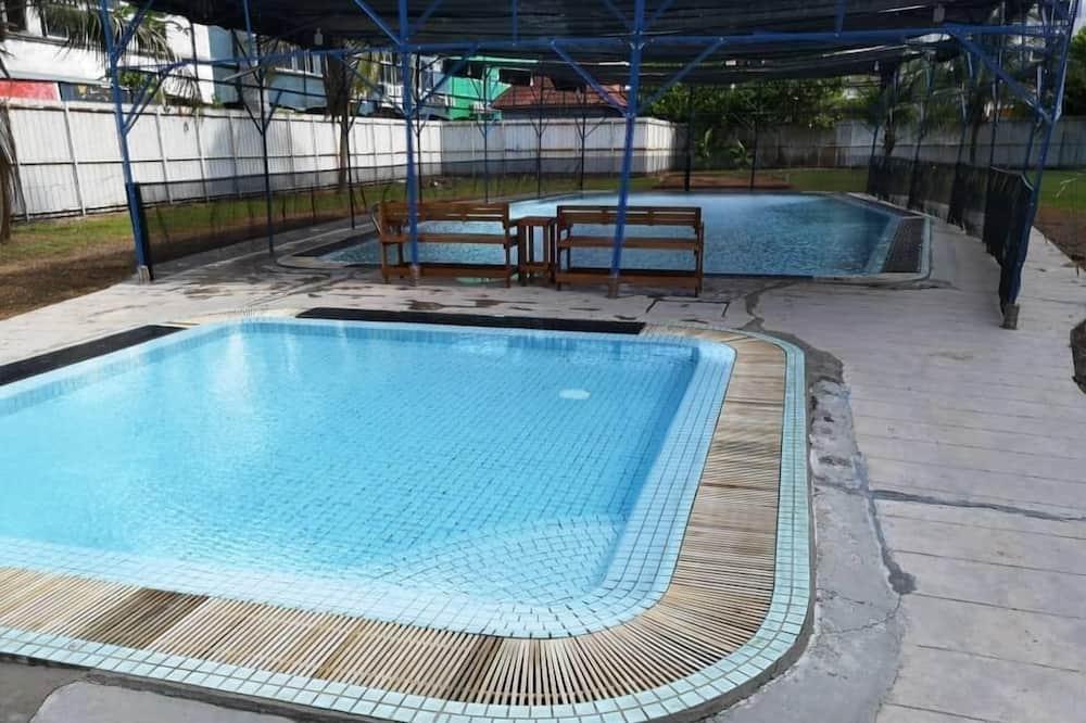 Apartment, 3 Bedrooms, Accessible, Garden View - Kolam