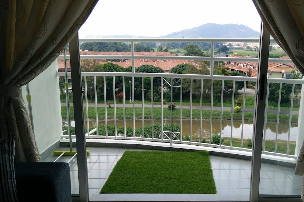 Apartment, 3 Bedrooms, Accessible, Garden View - Balkoni