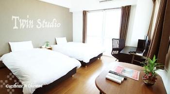 那霸沖繩西町海岸別墅旅館的相片