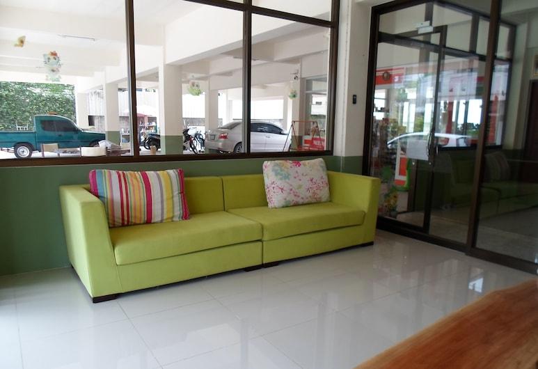 Ban Maitreejit, Surat Thani, Sala de estar en el lobby