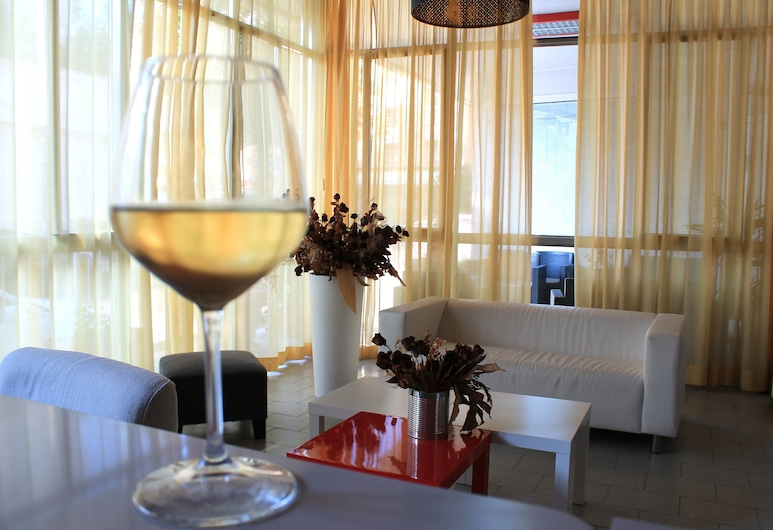 Hotel Sanremo, Rimini, Lobi Oturma Alanı