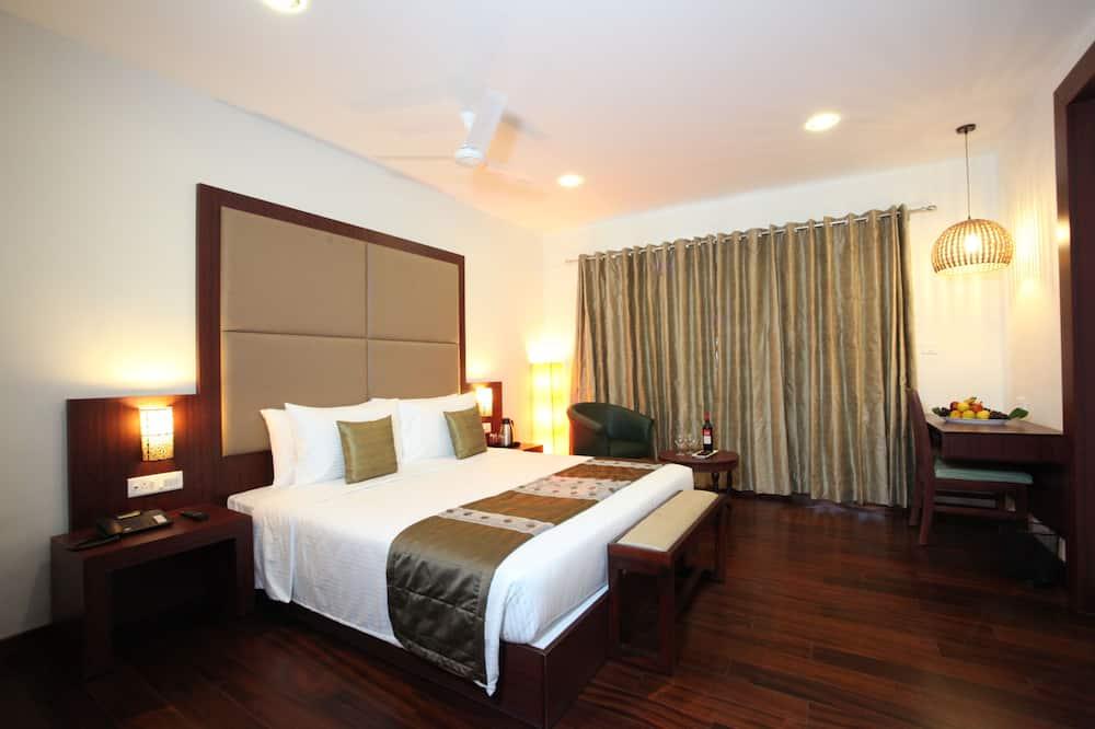 Classic-Zimmer, 1 Doppelbett, Stadtblick - Blick auf die Stadt