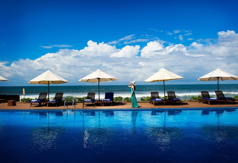 Galle Face Hotel, Colombo, Basen odkryty