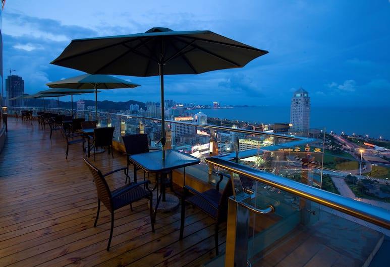 珠海來魅力假日酒店, 珠海市, 室外用餐