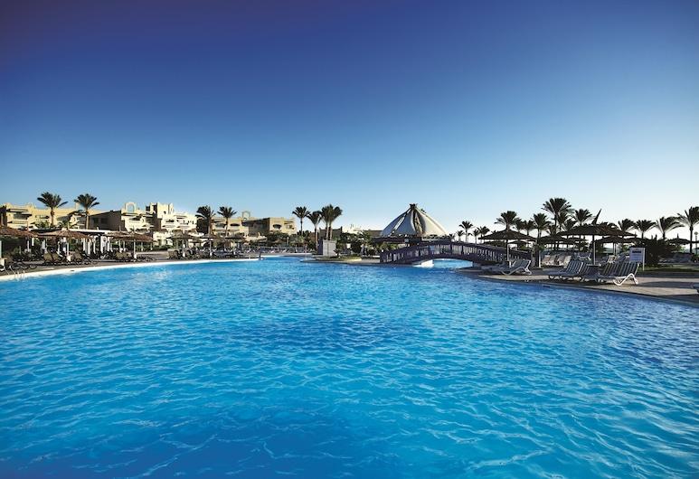 Coral Sea Water World Resort - All inclusive, Sharm el-Sheikh, Piscina Exterior