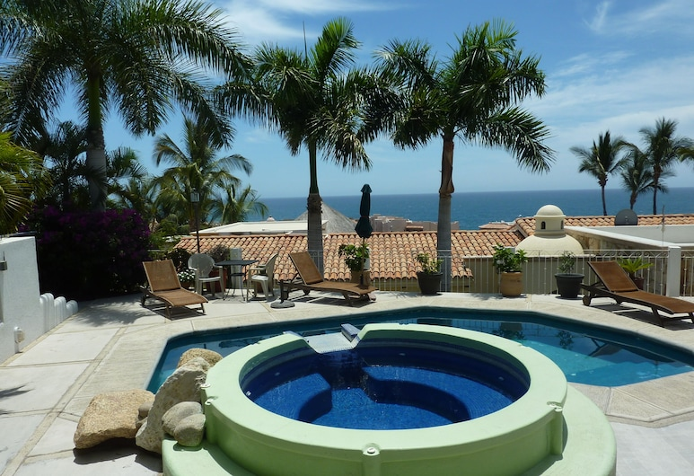 Casa Sun Guadalupe, San Jose del Cabo, Tab Spa Terbuka