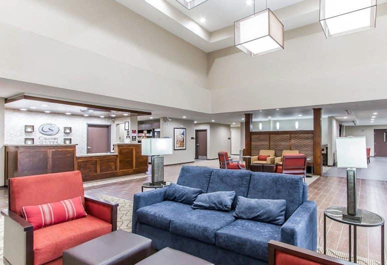 Comfort Suites West Omaha, Omaha, Lobby