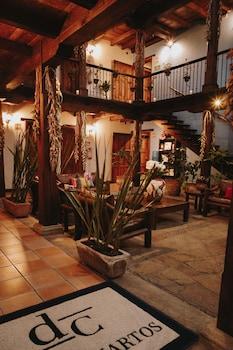 San Cristobal de las Casas — zdjęcie hotelu Docecuartos Hotel