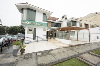 Selecciona este hotel de 3 estrellas en Surco