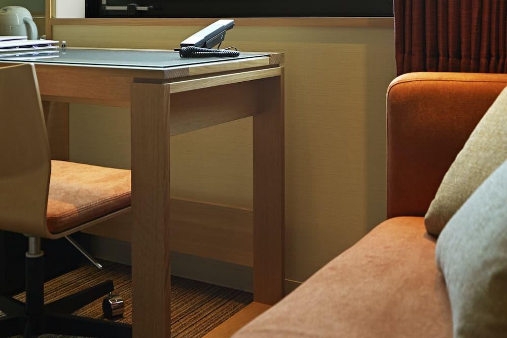 Darījumklases divvietīgs numurs, nesmēķētājiem (Sofa) - Dzīvojamā zona