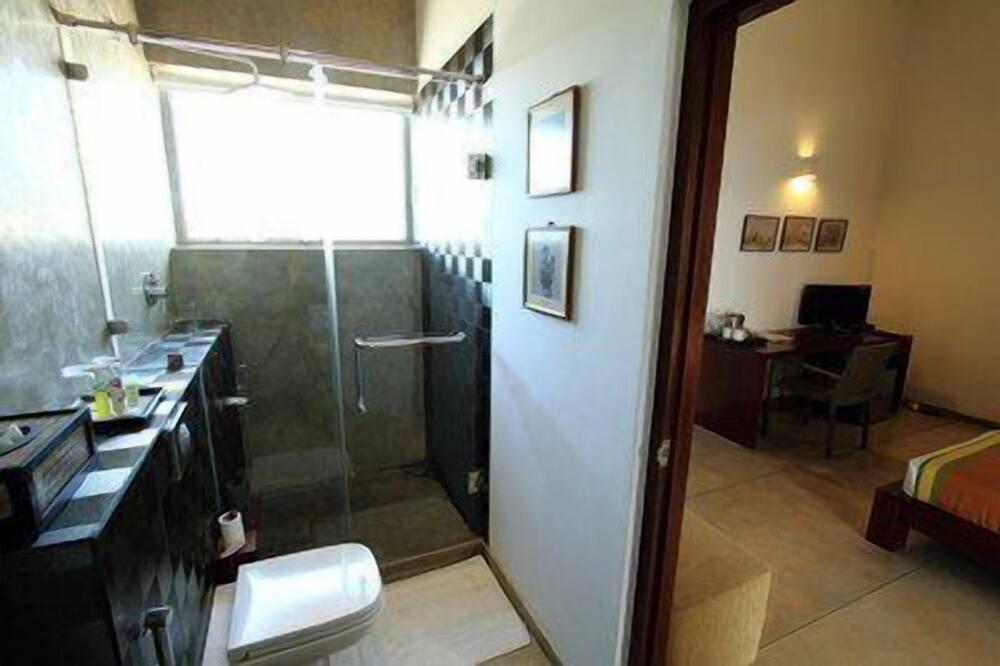 Deluxe Tek Büyük veya İki Ayrı Yataklı Oda - Banyo Duşu
