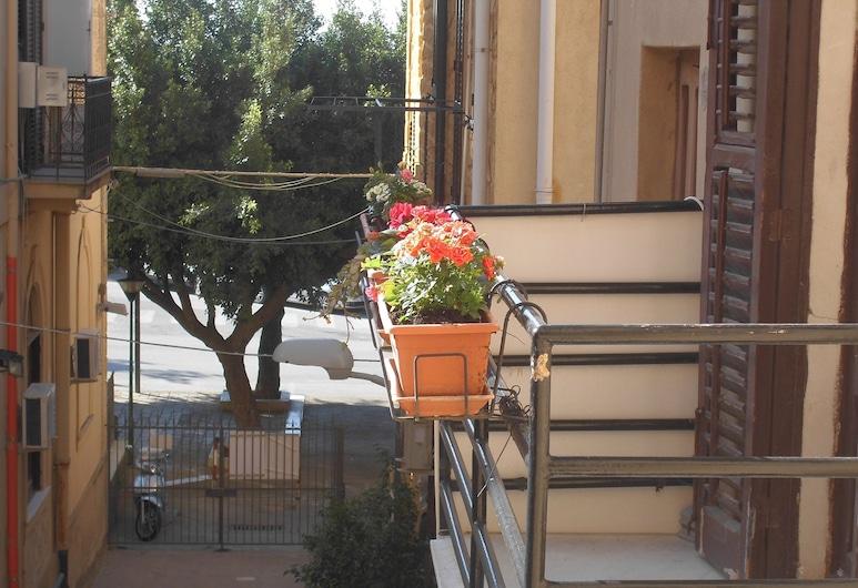 B&B Le Quattro Stagioni, Agrigento, Habitación doble estándar, baño compartido, Balcón
