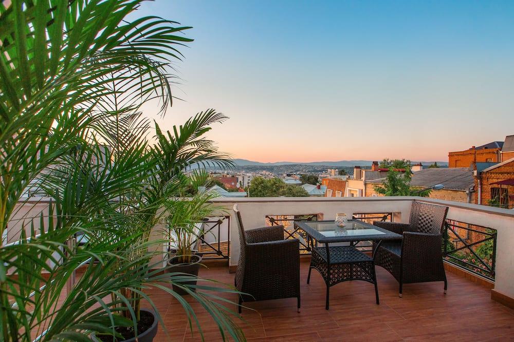 Economy double room with Terrace - Terrasse/Patio