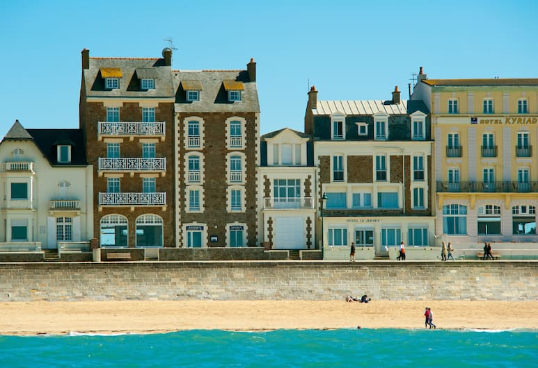 Hotel le Jersey, Saint-Malo