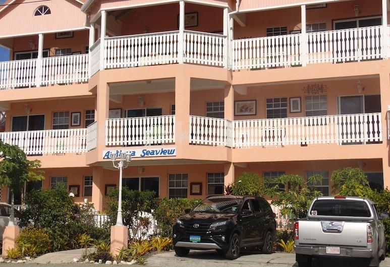 安提瓜海景酒店, 聖約翰