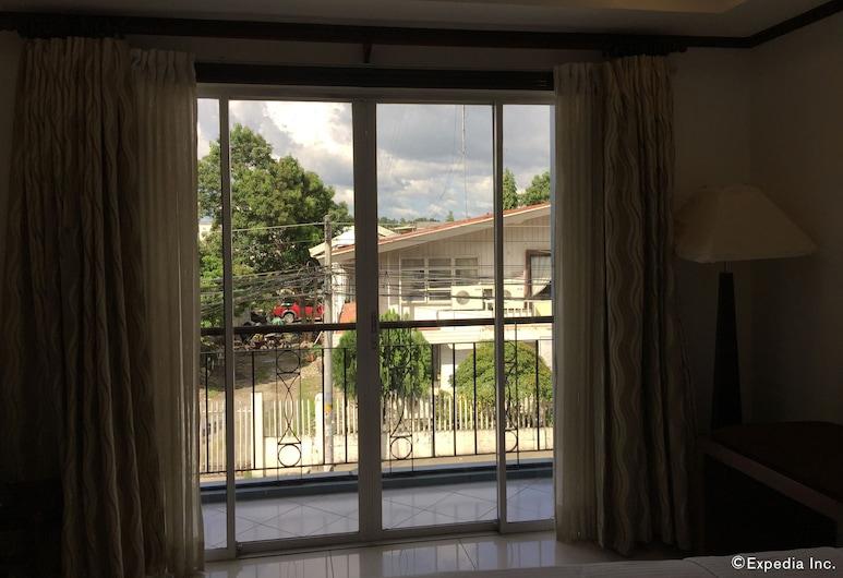 Soledad Suites, Tagbilaran, Deluxe Suite, Balcony