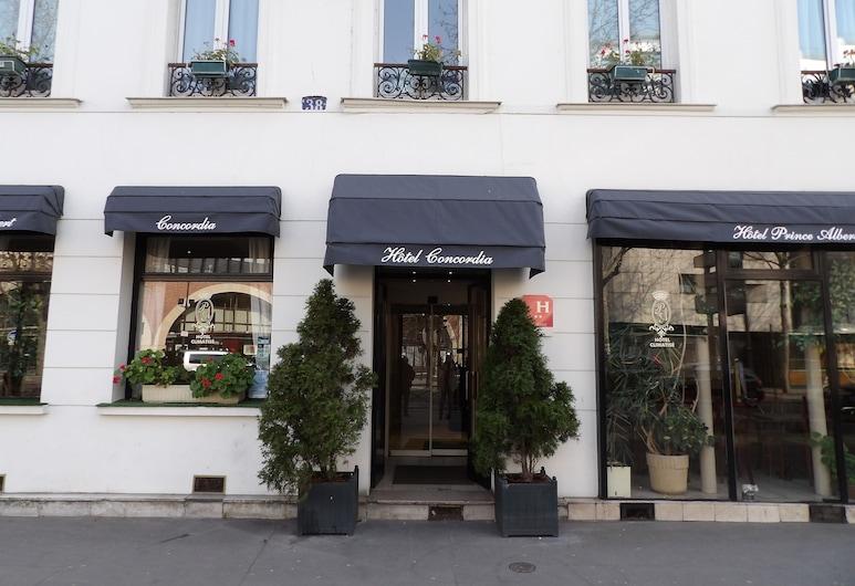 康科迪亞艾勃特王子酒店, 巴黎