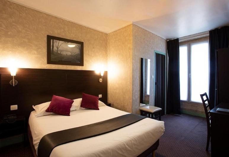 Hotel Prince Albert Concordia, Paris, Standard Double Room, Guest Room
