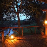 Double or Twin Room, Terrace, River View - Terrace/Patio