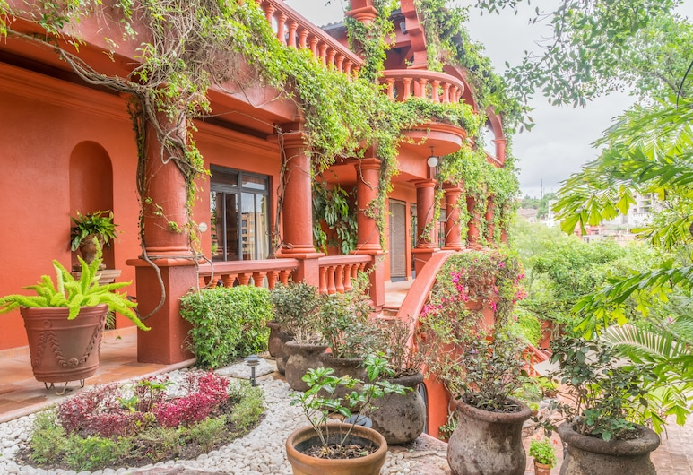 Casa Puesta del Sol, San Miguel de Allende, Garden