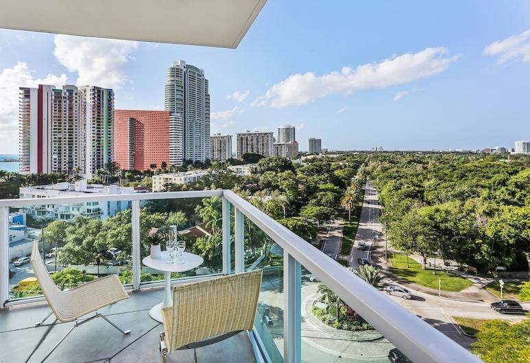OB Brickell Miami, Miami, Superior Suite, 2 Bedrooms, Balcony