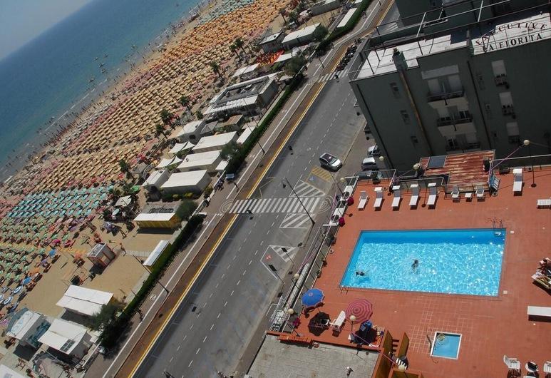 Hotel Golden, Rimini, Outdoor Pool