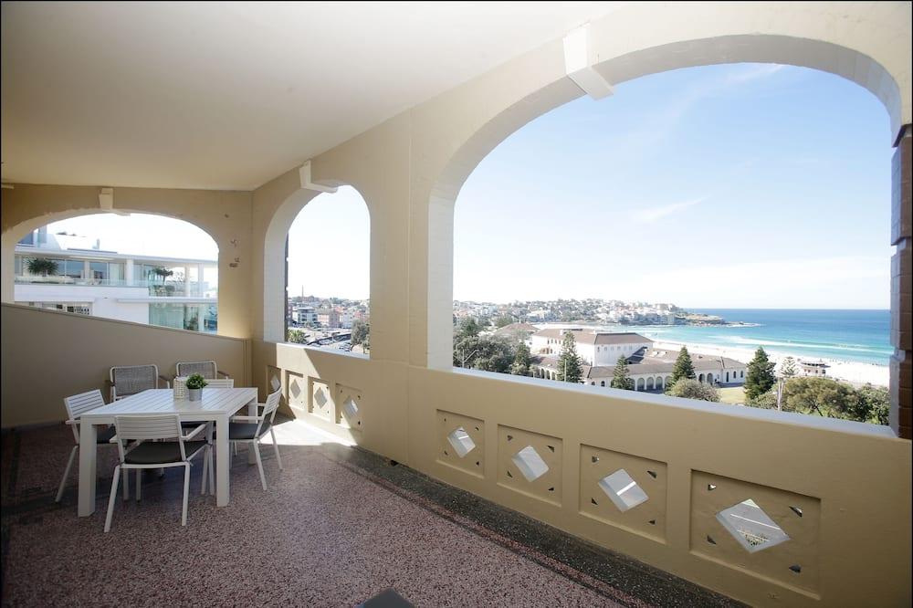 Junior Suite with Panoramic Beach Views  - Balcony