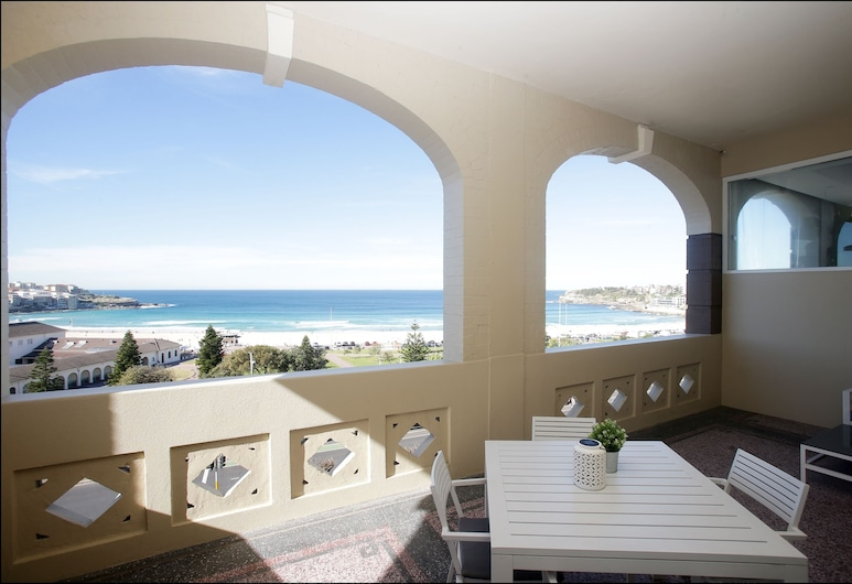 Hotel Bondi, Bondi Beach, Panorama suite, 1 slaapkamer, Uitzicht vanaf kamer