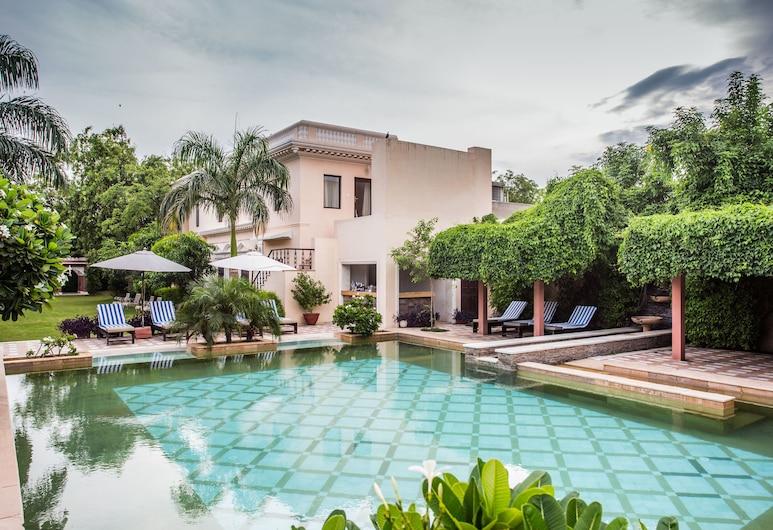 Royal Heritage Haveli, Jaipur, Pool