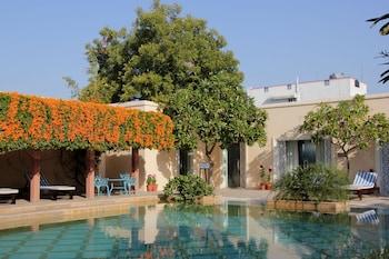 Foto van Royal Heritage Haveli in Jaipur