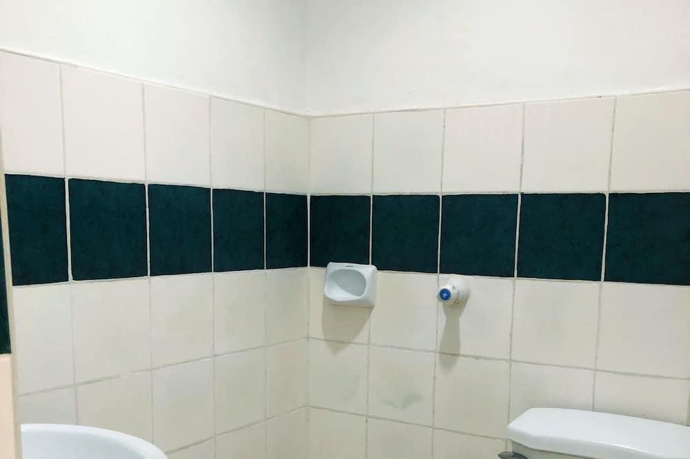 Standard-Doppelzimmer (Fan ) - Badezimmer
