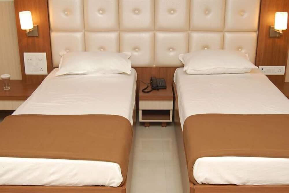 Executive-Doppel- oder -Zweibettzimmer, 1 Doppelbett, Stadtblick - Zimmer