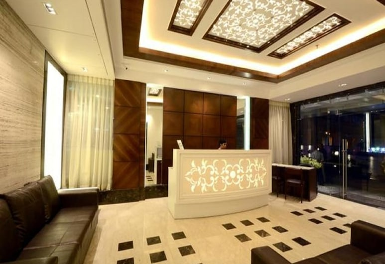 Hotel Better Home International, Bombay, Lobi
