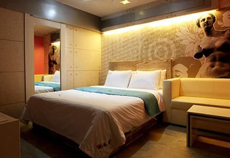 Starry Night Hotel, Incheon, Kamar Double Standar, Kamar Tamu