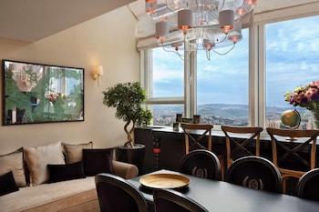 Bild vom 21st Floor 360 Suitop Hotel in Jerusalem